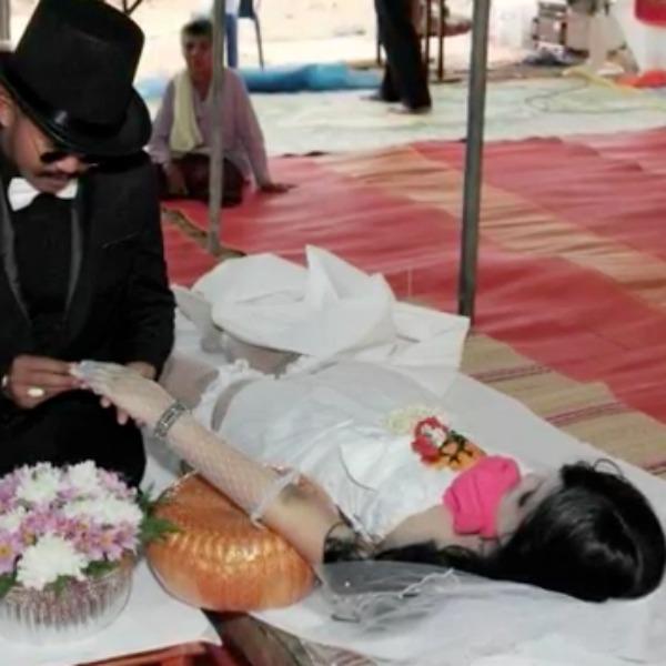 Matrimonio In Thailandia : Sposa cadavere pettegolezzi